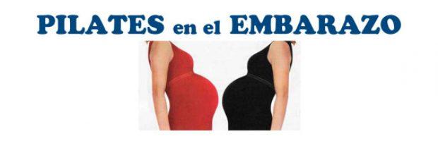 Vicky Area; Jornadas Pilates Embarazo