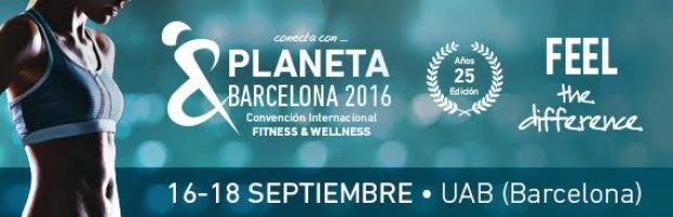 Vicky Area; Planeta Barcelona 2016